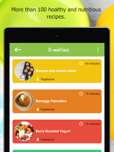 Baby Led Weaning - Guide & Recipes 2.6 Screenshots 12