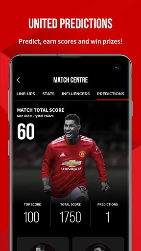 Manchester United Official App 8.0.10 Screenshots 5