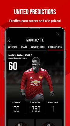 Manchester United Official Appのおすすめ画像3