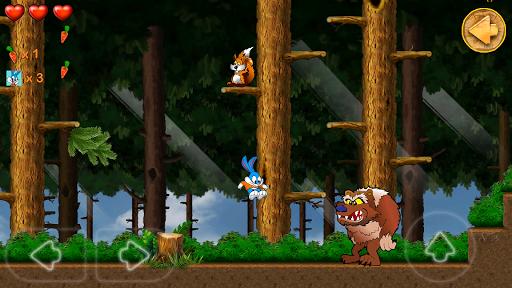 Beeny Rabbit Adventure Platformer World 2.9.1 screenshots 12