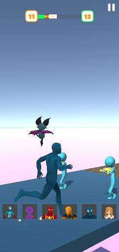 Super Hero Transform Race - Spider Racing Game 3D 0.6 screenshots 3