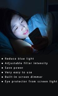 Eye Protect: Blue Light Filter