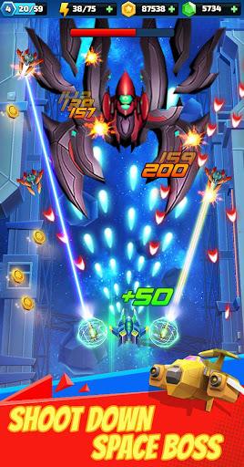 WinWing: Space Shooter 1.4.7 screenshots 5