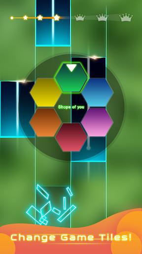 Piano Pop Tiles - Classic EDM Piano Games  screenshots 6