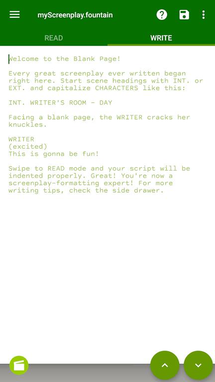 DubScript Screenplay Writer  poster 0