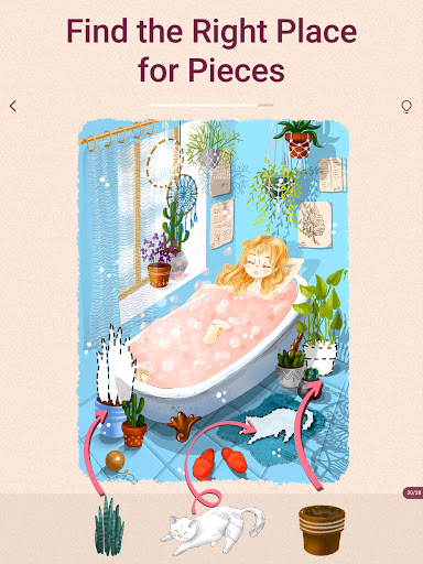 Art Puzzle - Jigsaw Game with Color Pictures  Screenshots 10