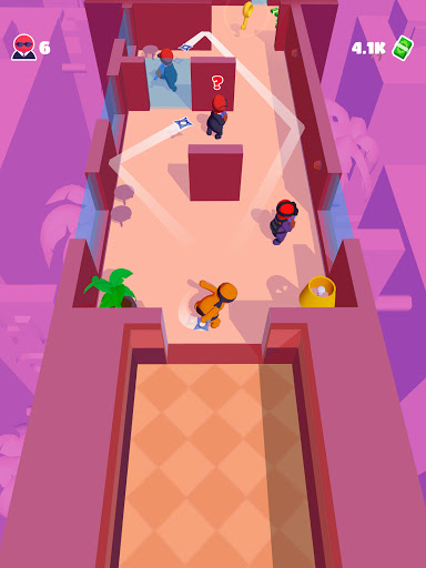 Stealth Master - Assassin Ninja Game  screenshots 6