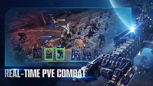 Warhammer 40,000: Lost Crusade 0.13.1 screenshots 5