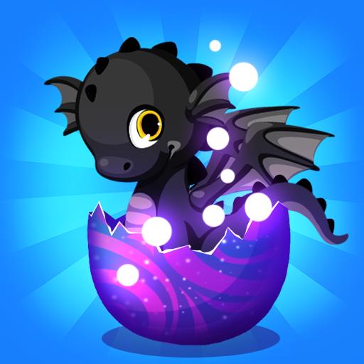 Merge Jewels: Gems Merger Evolution Dragons games