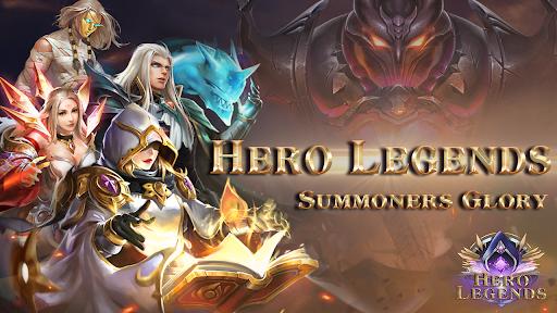 Hero Legends: Summoners Glory  screenshots 1