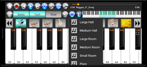 Strings and Piano Keyboard android2mod screenshots 6