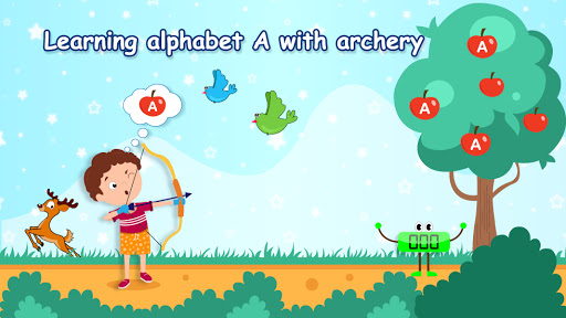 Toddler Games for kids ABC Learning activity  screenshots 2