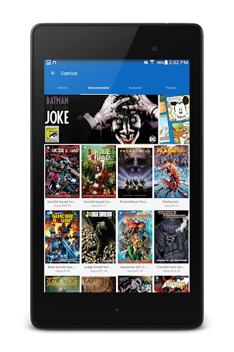 hoopla Digital android2mod screenshots 7