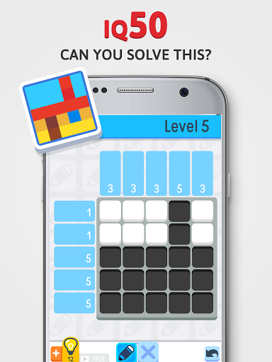 Nonogram - Logic Pic Puzzle - Picture Cross 3.15.1 screenshots 11