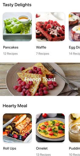 Foto do Keto Diet Recipes: Breakfast Meal Planner