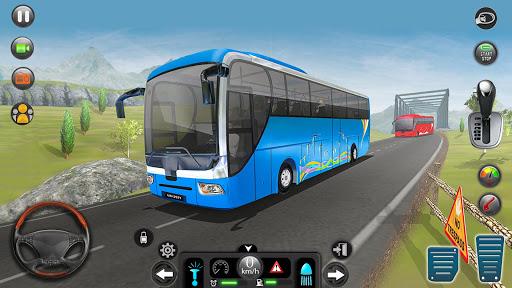 Real Bus Simulator Driving Games New Free 2021 1.7 screenshots 4