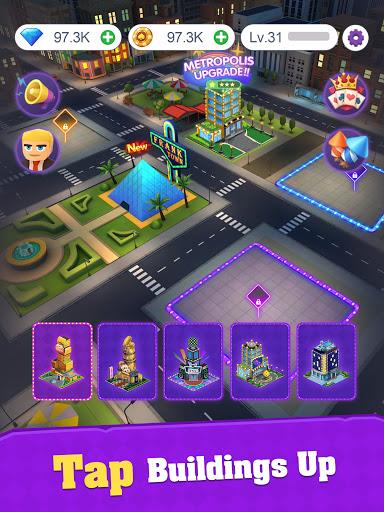 Crazy Night:Idle Casino Tycoon screenshots 7