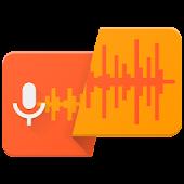 icono VoiceFX - cambio de voz con efectos de voz
