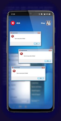 Error Clicker - Windows Error Clicking Game  apktcs 1