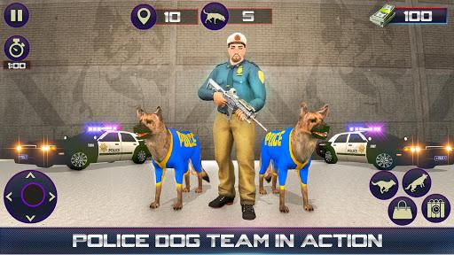 us police dog duty simulator screenshot 1