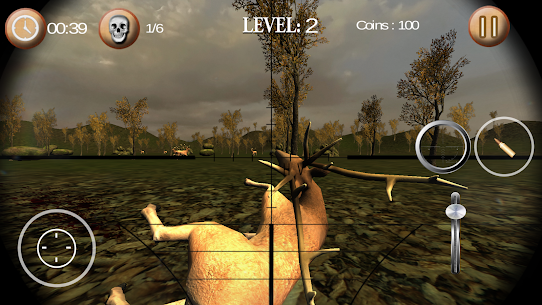 Moose Hunting 2016 Online Hack Android & iOS 2