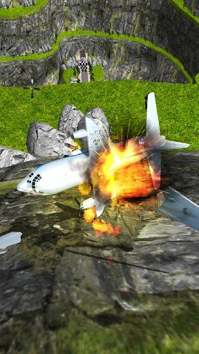 Crazy Plane Landing  screenshots 5