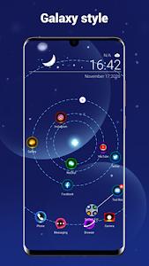 NewLook Launcher - Galaxy star map launcher, new 1.7