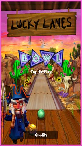 Télécharger Gratuit Lucky Lanes Bowling APK MOD (Astuce) screenshots 1