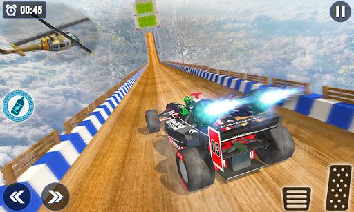 Impossible Formula Jet Car Racing Stunts  screenshots 4