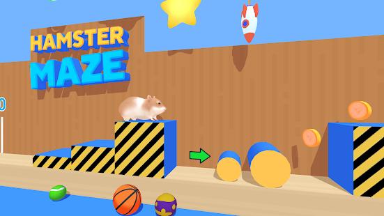 Hamster Maze