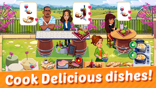 Delicious World – Cooking Restaurant Game 3