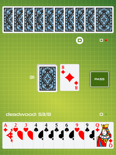 Gin Rummy 308000 screenshots 16
