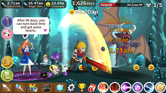 Demon Princess Marie Screenshot