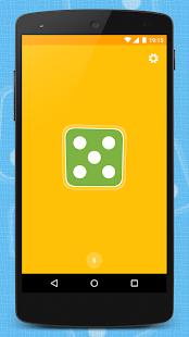 Dice App – Roller for board games
