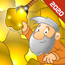 Gold Miner Classic: Gold Rush - Mine Mining Games