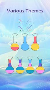 Image For SortPuz: Water Color Sort Puzzle Games Versi 2.401 10