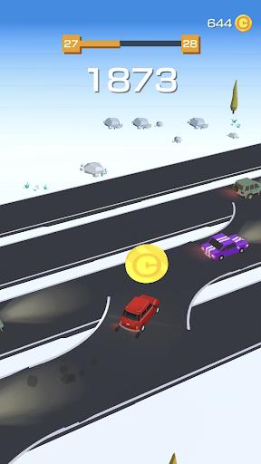 Highway Street - Drive & Drift apkpoly screenshots 4
