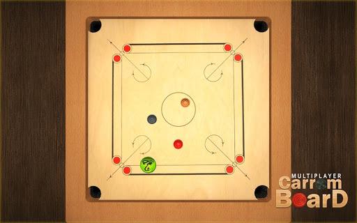 Multiplayer Carrom Board : Real Pool Carrom Game  screenshots 7