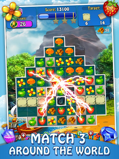 Magica Travel Agency - Match 3 Puzzle Game 1.2.9 screenshots 10