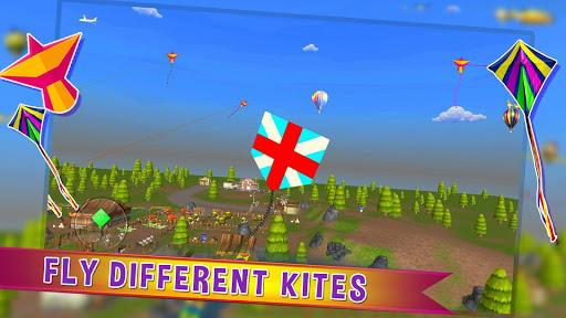 Basant Kite Fly Festival: Kite Game 3D 1.2 screenshots 2
