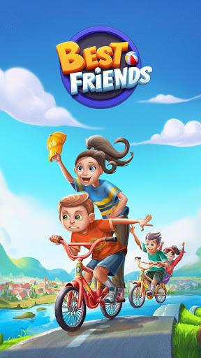 Best Friends: Puzzle & Match - Free Match 3 Games  screenshots 8