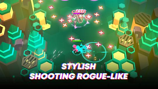 Super Clone: cyberpunk roguelike action Mod Apk (God Mode) 2
