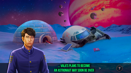 kosmonavtes: academy escape screenshot 2