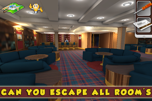 Can you escape 3D: Cruise Ship 1.7 screenshots 5