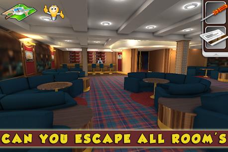 Can you escape 3D: Cruise Ship 5