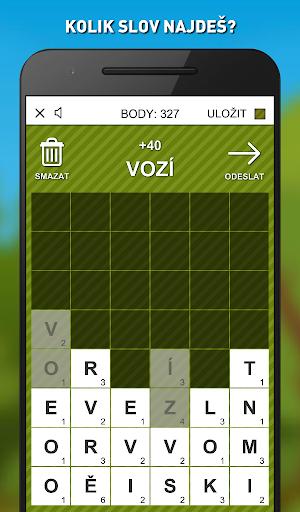 Slovo Gram - u010cesku00e1 Slovnu00ed Hra (verze zdarma)  screenshots 20