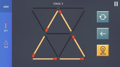 Matchstick Puzzle King  screenshots 17