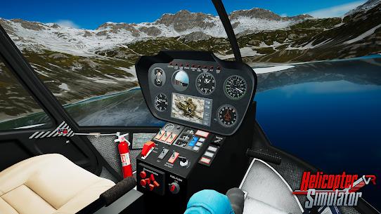 Helicopter Simulator 2021 MOD APK 1.0.1 (Unlocked Helicopter/Levels) 2