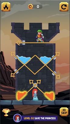 Rescue Hero: Pull Pin Puzzleのおすすめ画像1