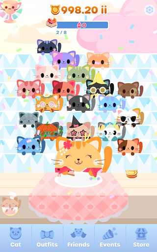 Greedy Cats: Kitty Clicker 1.4.0 screenshots 14